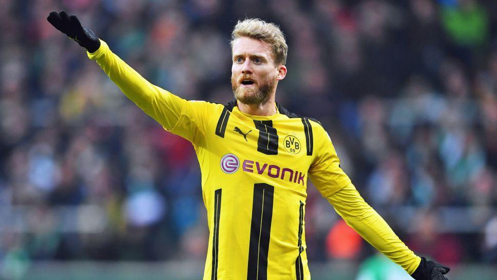 Andre-Schurrle-BVB-Dortmund