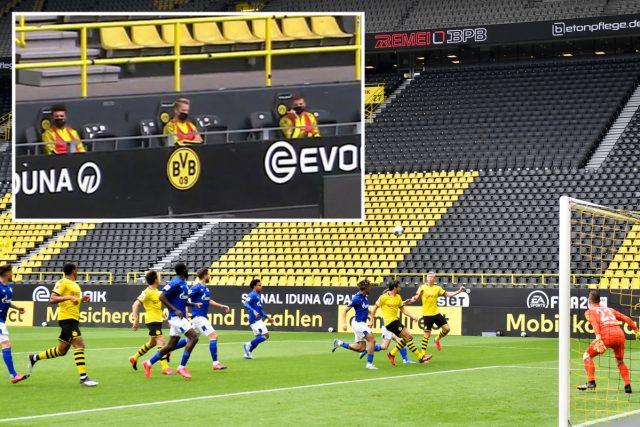 Dortmund-vs-Schalke-bundesliga-closed-doors