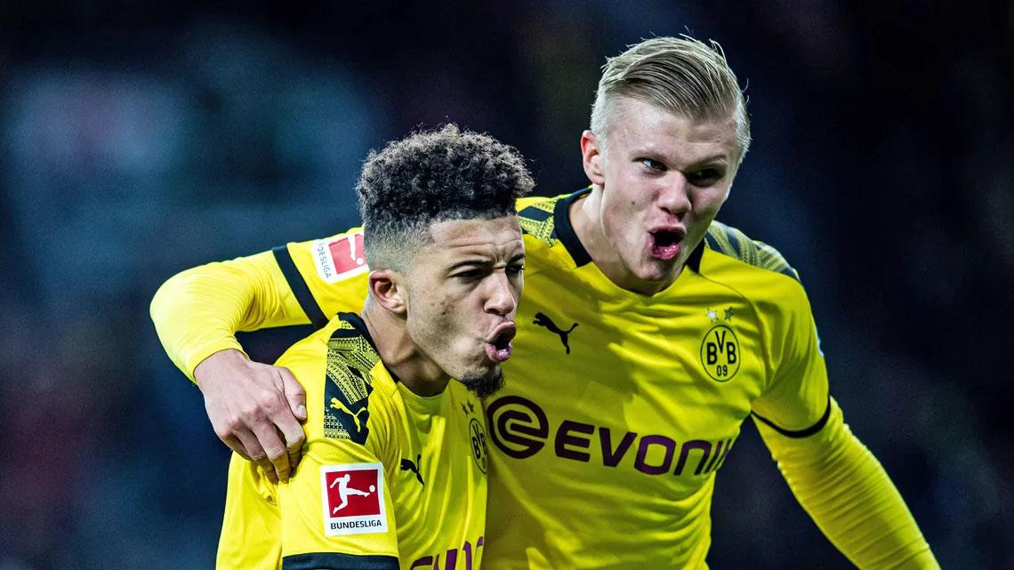 Haaland_Sancho_Dortmund