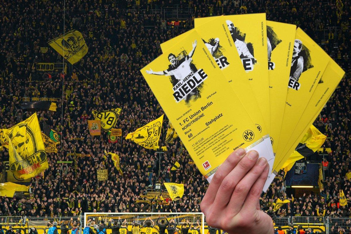 Borussia Ticket