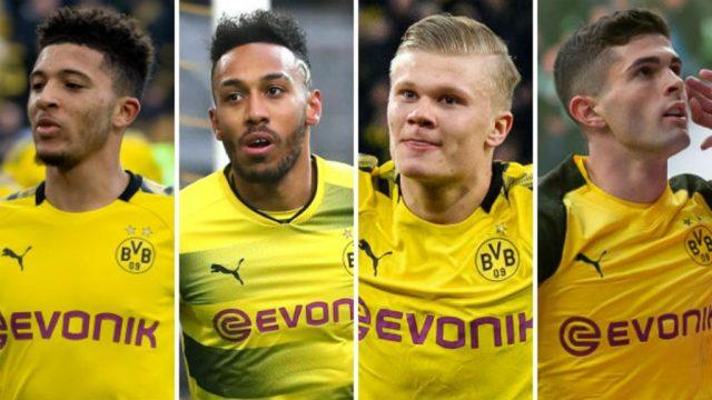 Dortmund- Young- Talent- Development
