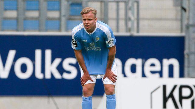 Lennard Maloney- Borussia Dortmund- Training- Borussia Dortmund II