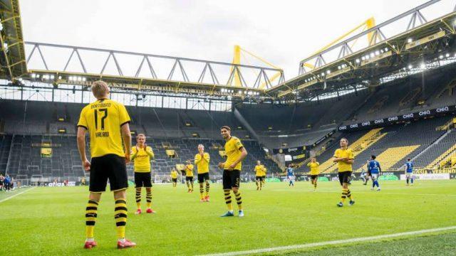 Dortmund-preseason-schedule