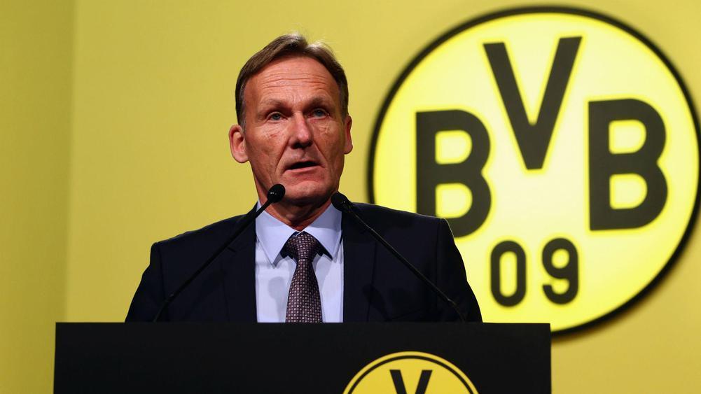 Borussia-Dortmund-CEO