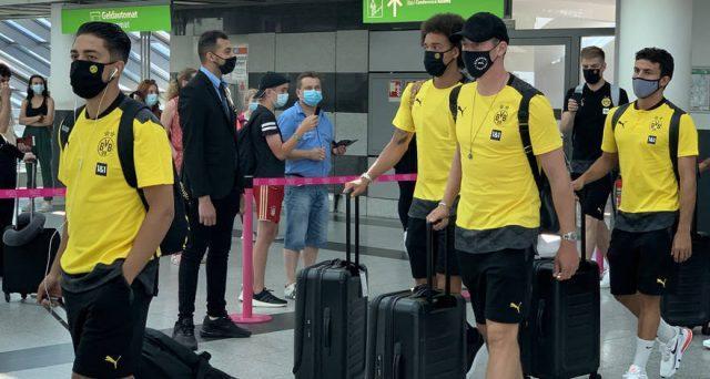 Dortmund-Bad-Ragaz-Departure