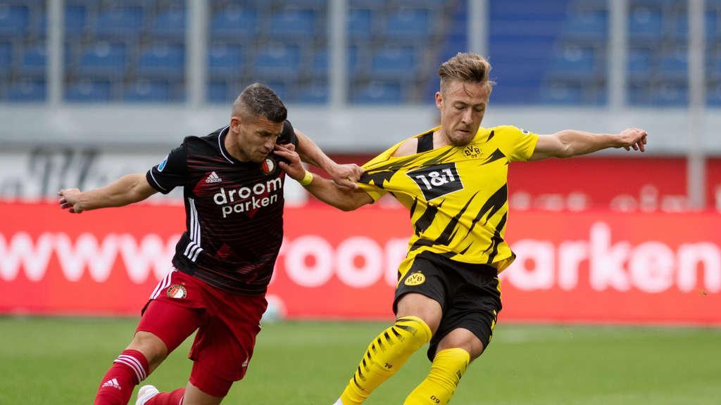 Dortmund-Feyenoord-lose