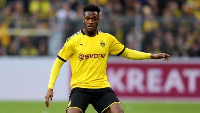 Zagadou-Dortmund-Knee-Injury