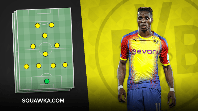 Dortmund-Zaha-transfer-news