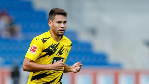 Guerreiro-Burki-injury-doubts-Dortmund