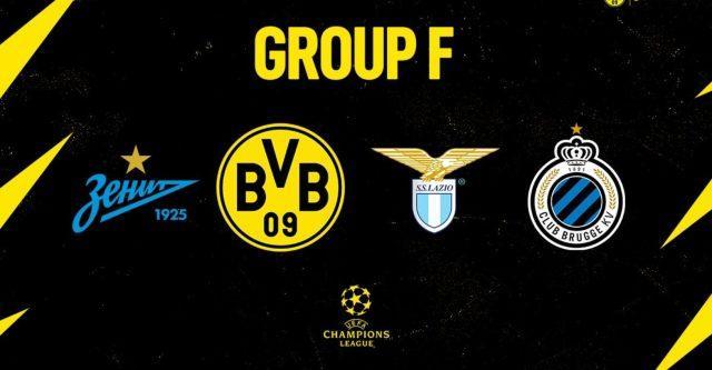 Dortmund-UCL-fixtures