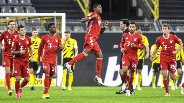 Dortmund-Bayern-report-analysis