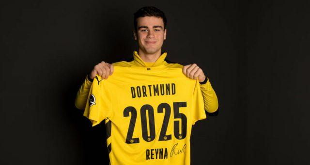 Reyna-contract-2025-extension