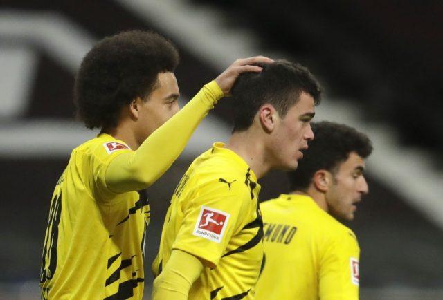 Dortmund-Frankfurt-Match-Report