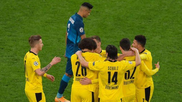 Dortmund-Zenit-Match-Report