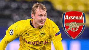 Julian-Brandt-Linked-Arsenal-Transfer