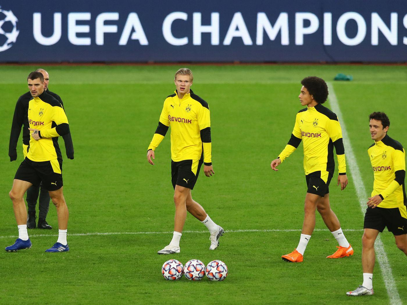 dortmund-warm-up-champions-league