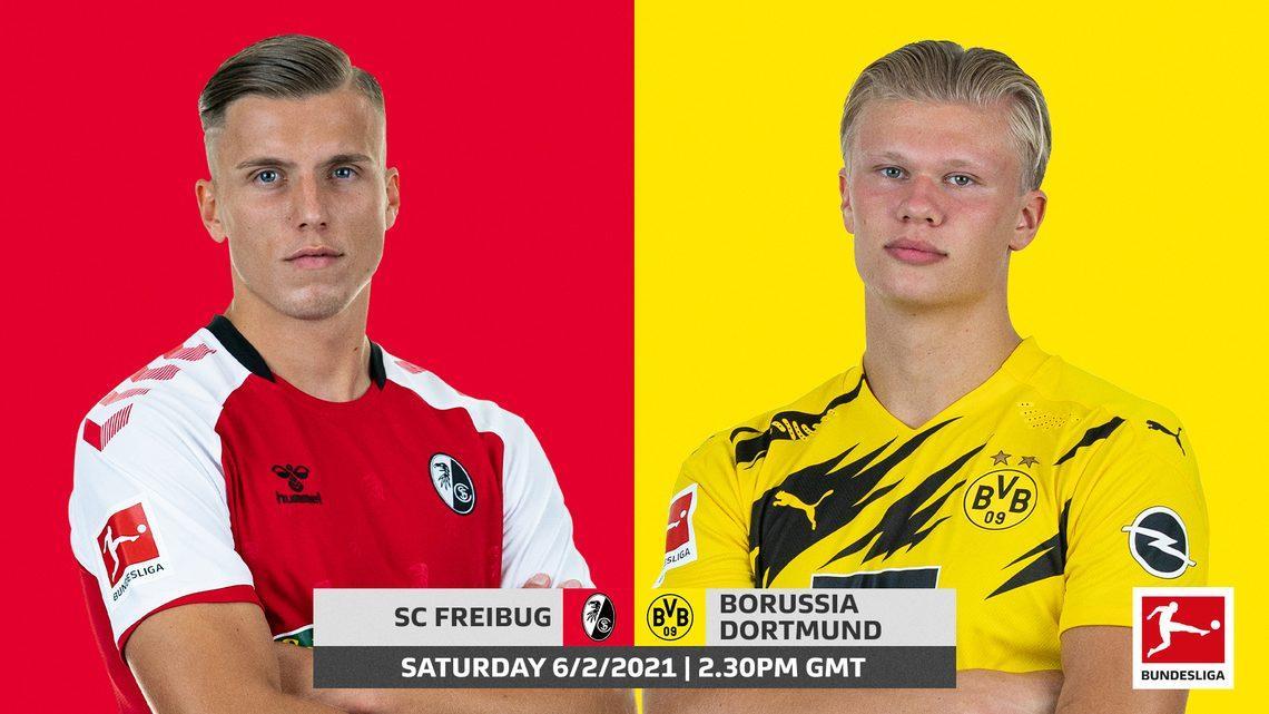 SC-Freiburg-vs-Borussia-Dortmund