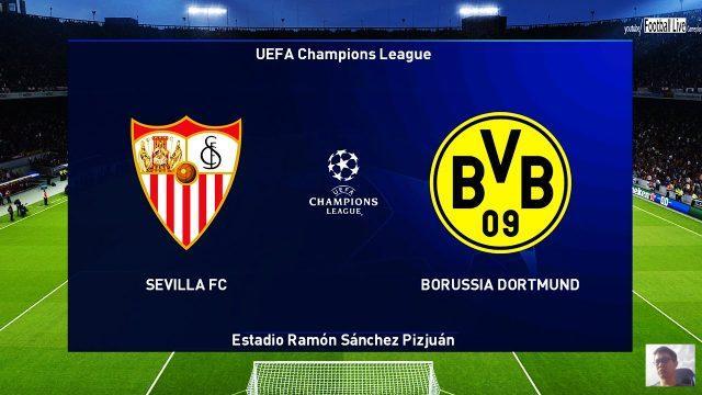 Sevilla-vs-Borussia-Dortmund-UCL