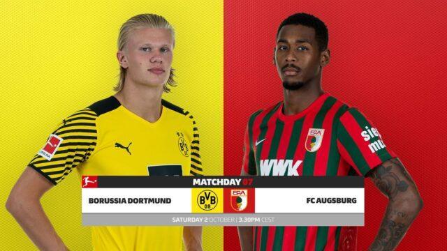 Borussia-Dortmund-vs-FC-Augsburg-Preview